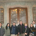 Grupo tour en castellano 22-11-13