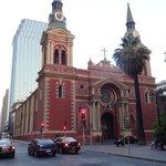 Igreja La Merced Santiago