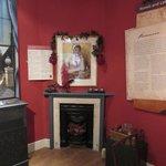 Tekening Jane Austen