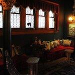 Tiffany Turkish room