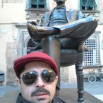 Estatua de Puccini