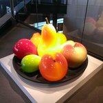 Giant Glass Fruit