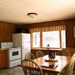 Cove Cabin Kitchen