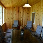 Blue Gill Cabin Screen Porch