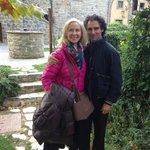 Christie and David Papi
