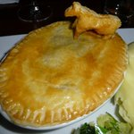 Cow Pie (Steak and Ale the night we were there)