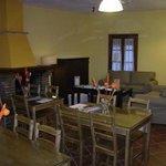 Sala reuniones/lectura y comedor