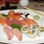 Sushi do Skie