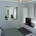 standard double with en suite shower room