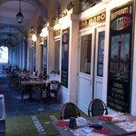 Les arcades italiennes !
