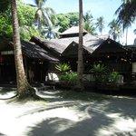 Ingang resort