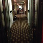 Couloir ascenseur
