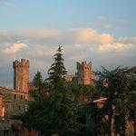 Castle of Montalcino