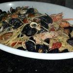 Il nostro delizioso primo Spaghetti allo scoglio
