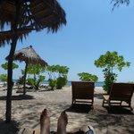 Adeng Adeng beach area
