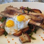 bone marrow breakfast