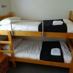 Extra double bunks