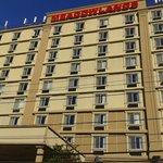 Tamanho do hotel