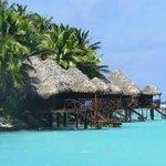 overwater beauty