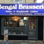 Bengal Brasserie front