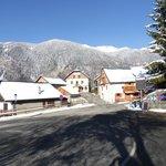 hameau du PLANET à 3 km des pistes, navettes gratuites
