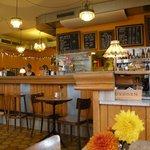 Main bar/restaurant room