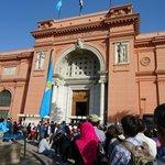 Museo Egipcio de El Cairo