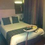 habitacion triple. 1 cama para 3!!