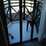 Balcony room 203