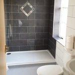 Bathroom in room 204