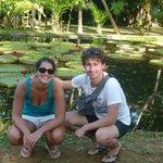 Pomplemusses, il giardino botanico, da visitare con una guida, sarà un'esperienza indimenticabil