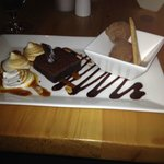 Dessert at Pine: The S'more