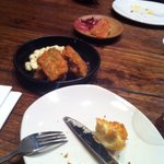 Pre-feast nibblies