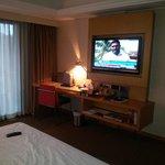 Room - TV & desk
