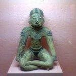 Экспонат Музея Руфино Тамайо в Оахаке