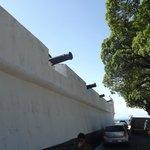 forte na ilha de itaparica