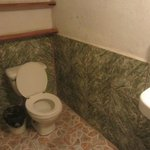 Musty Bathroom