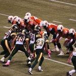 BC Lions game against the Edmonton Eskimos