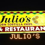 Julios Seasoning and Corn Chips