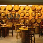 Here you can enjoy your wine in Island Winery