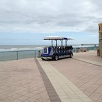 Limo Cycle on Daytona Beach