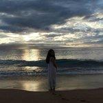 great beach of Sheraton Maui