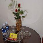 Nhi Nhi Hotel - free water