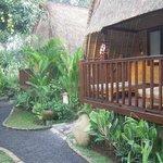 Alam Nusa Huts
