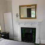 Prem Queen Antique Fireplace
