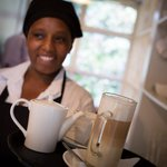 Head chef, Caroline Ndungu