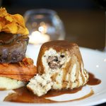 Braised Beef & Oxtail Pudding