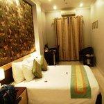 Great, comfy rooms