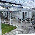 Garden Room Deck