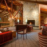 Barnaba's Lounge Area